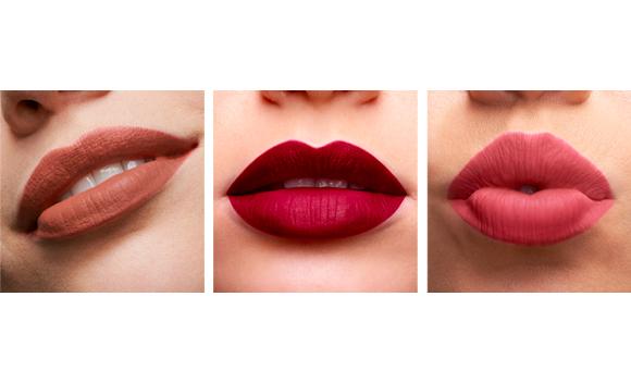 labios maquillados