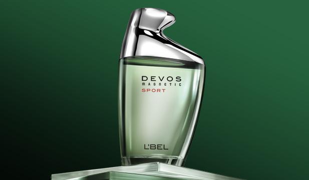 perfume devos magnetic sport