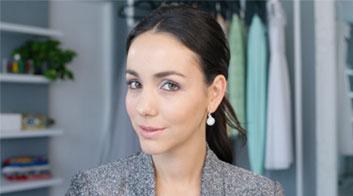 Tutorial de maquillaje de fiesta para un look metálico glamoroso con Chantal Torres