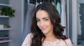 Tutorial de maquillaje completo en rosa romántico con Chantal Torres