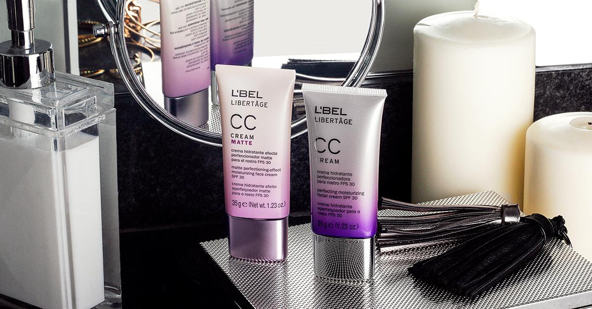 Descubre las diferencias entre CC Cream y CC Cream Matte