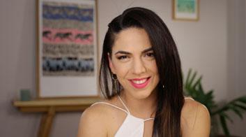 Tutorial de maquillaje de día cómo elegir la base perfecta con Andrea Flores