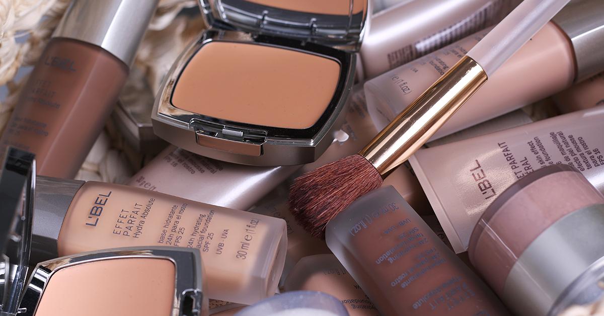 Aprende sobre las bases de maquillaje